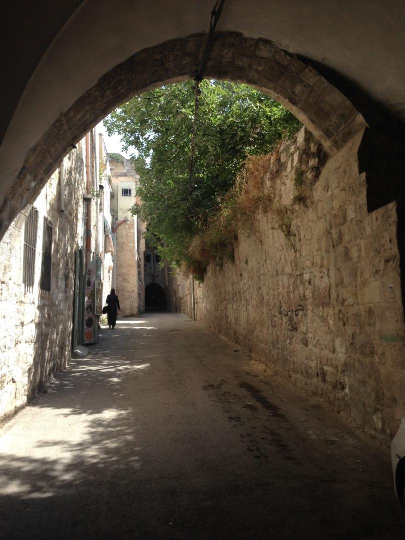 Old City. Leyan Malhis