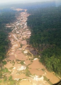 mining devastation
