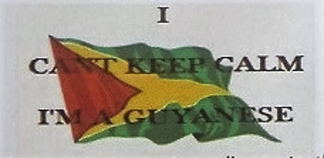 cant remain calm- guyanese