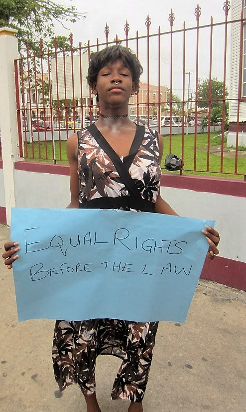 equal rights before the law for all
