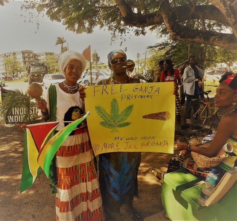 free ganja prisoners women