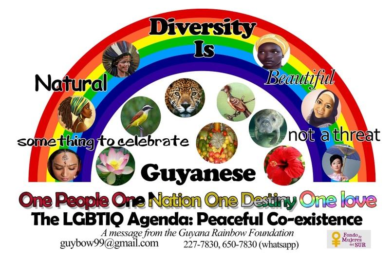 Diversity is Guyanese