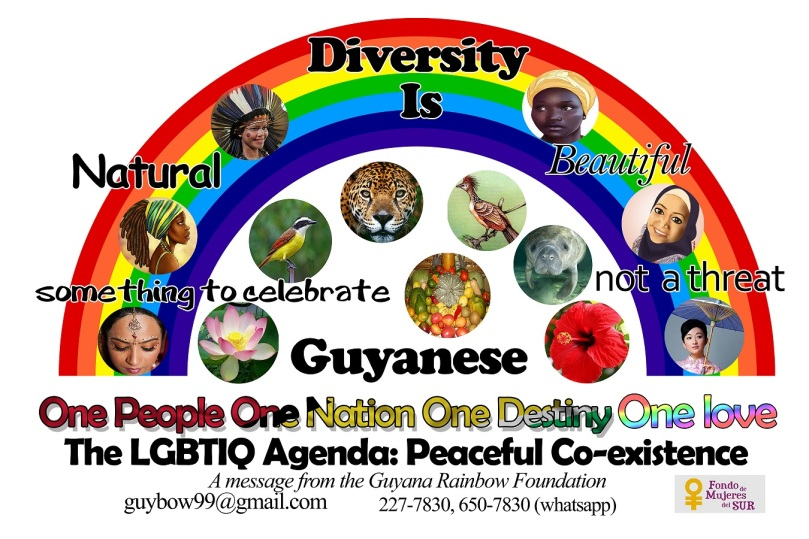 Diversity is Guyanese