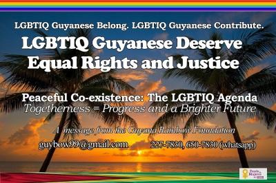 LGBT Guyanese Deserve Better