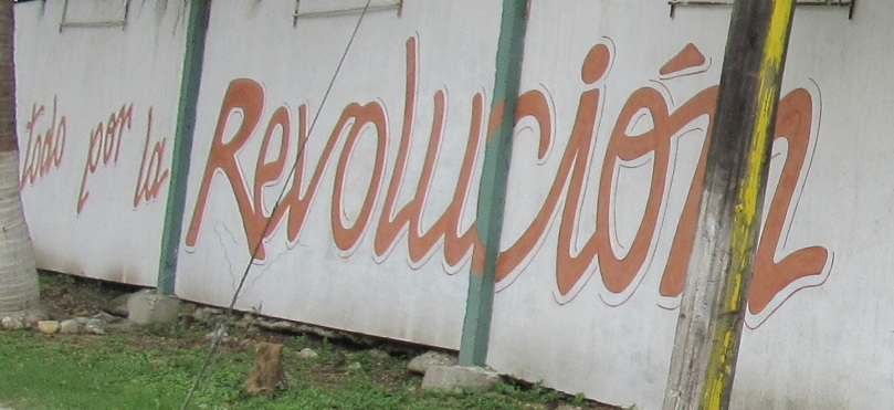 todo por la revolucion